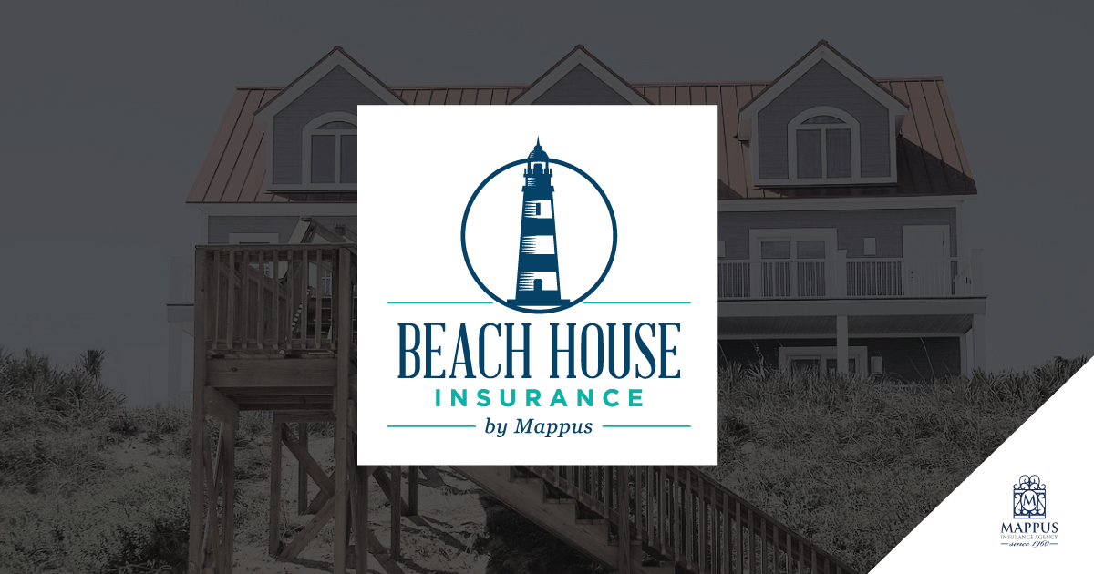 Coastal Beach House Insurance In South Carolina Mappus Insurance Inc